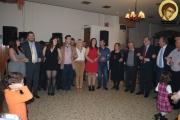 """Επίσημοι που τίμησαν με την παρουσία τους την χοροεσπερίδα του Συλλόγου Καρδιτσιωτών Αττικής """"Ο Άγιος Θωμάς"""""""